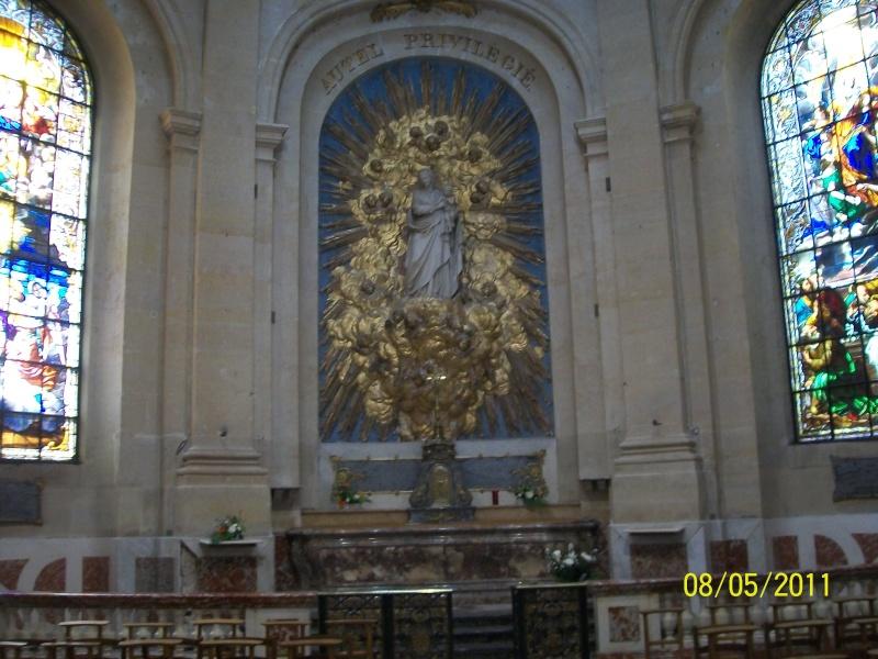 Cathédrale Saint Louis de Versailles Photo171