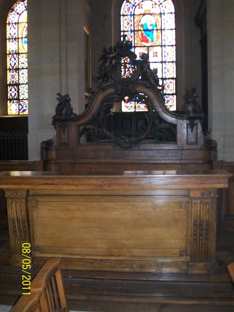 Cathédrale Saint Louis de Versailles Photo178
