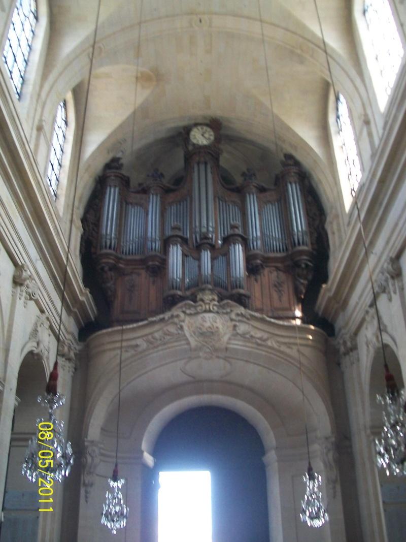 Cathédrale Saint Louis de Versailles Photo179