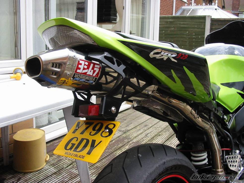 929 de couleur verte  Bikepi12