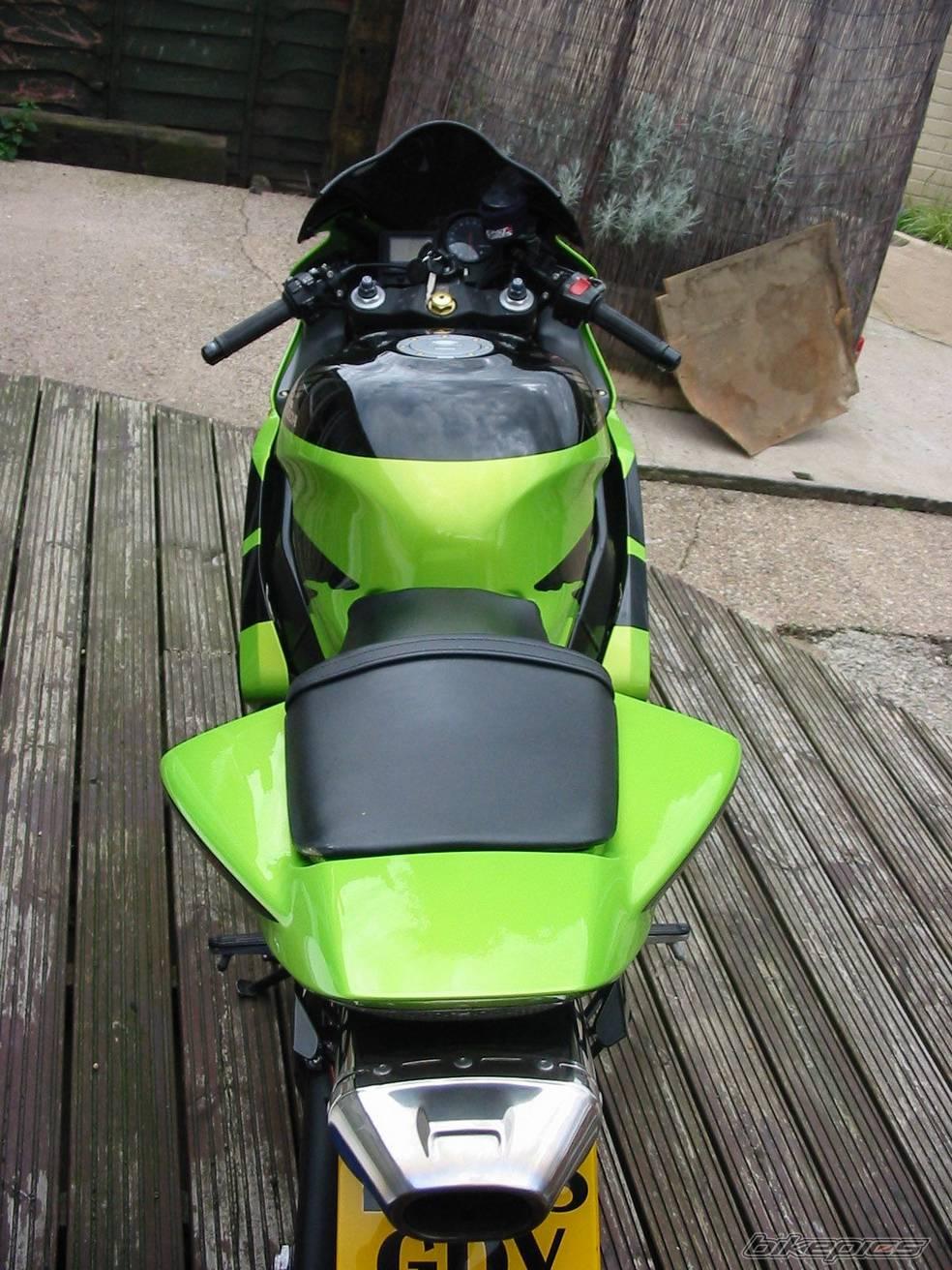 929 de couleur verte  Bikepi13