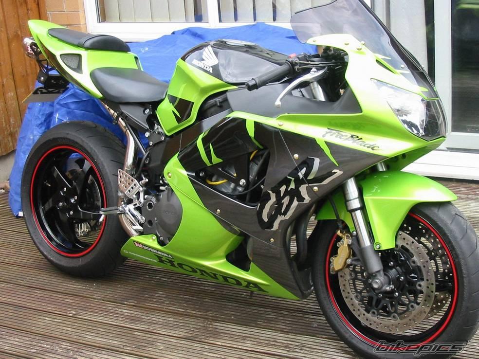929 de couleur verte  Bikepi14