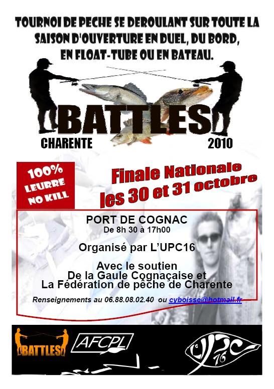 Finale battles 2010 Master10