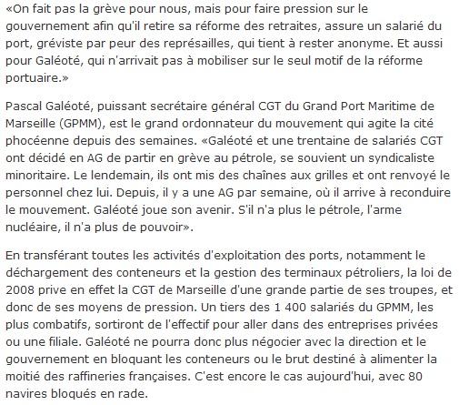 CONFLIT PORTUAIRE/ DOMMAGES COLLATERAUX  Sans_t13