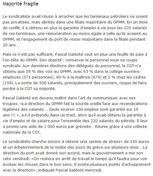CONFLIT PORTUAIRE/ DOMMAGES COLLATERAUX  Sans_t14