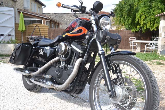 Sportster XL883R Annonc10