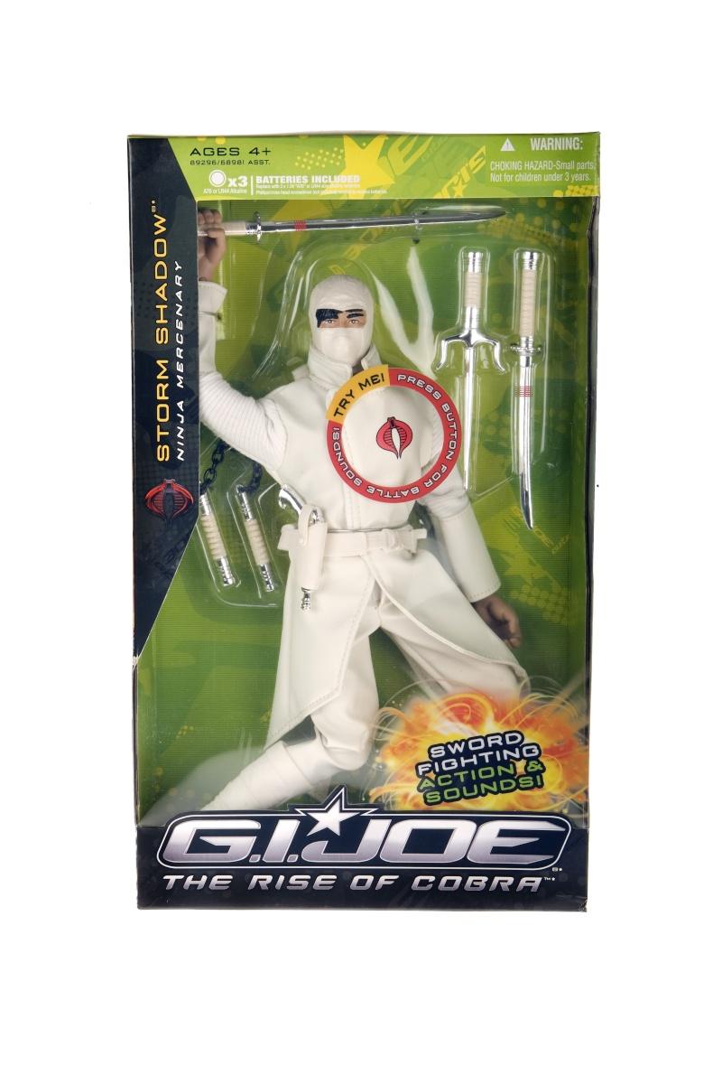 GI JOE - STORM SHADOW CUSTOM 12-inc10
