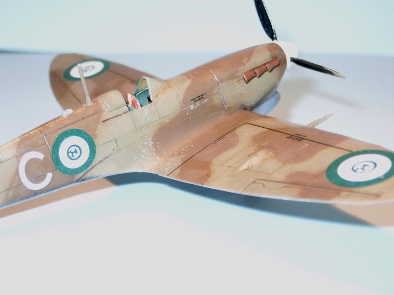 [ITALERI] Spitfire Mk Vb trop 249° Squadron Malte 1942 Spitfi20
