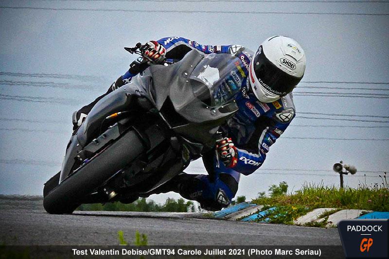 [Pit-Laner en course] Valentin Debise (Moto America SSP) - Page 24 Debise10