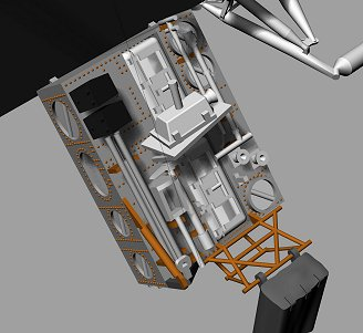 DeAGOSTINI - APOLLO 11 LEM AU 1/24E Image122