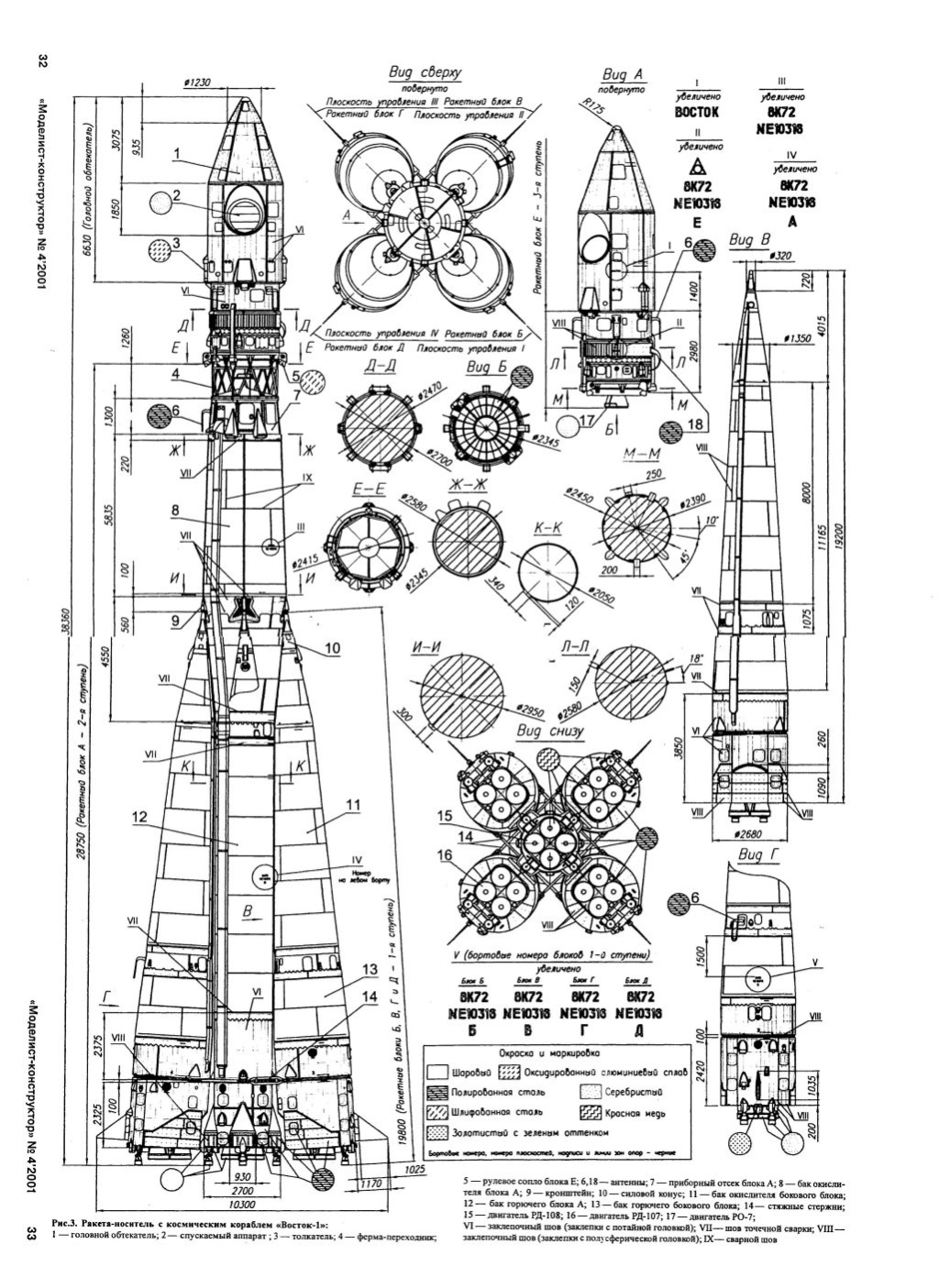Vostok R7 Vostok18