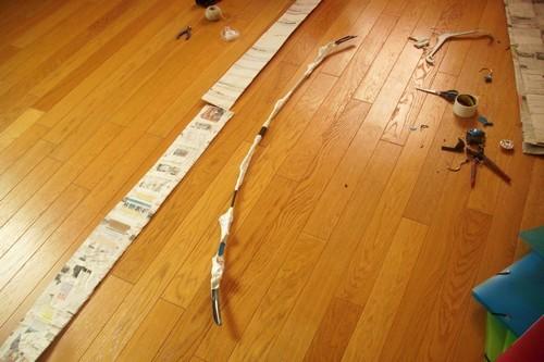 Arc metin2, 1m70 de long [fini] 1110