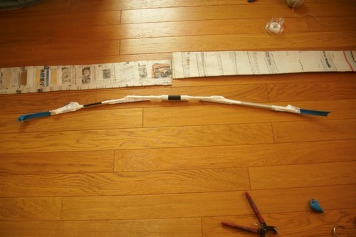 Arc metin2, 1m70 de long [fini] 911