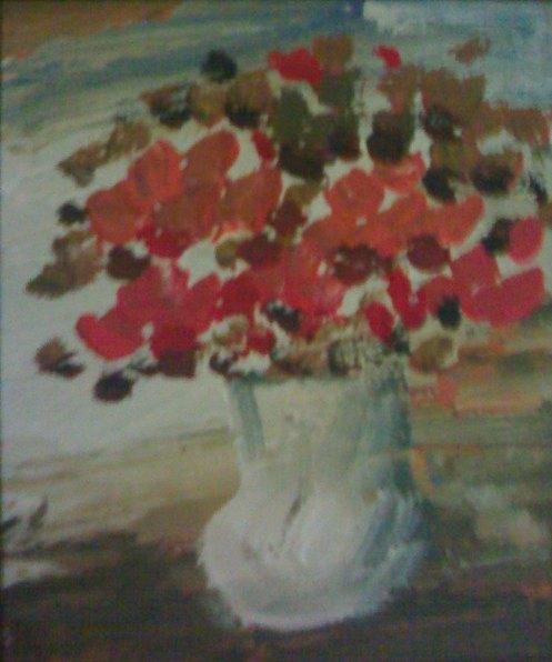 თენგიზ მირზაშვილი Flower10