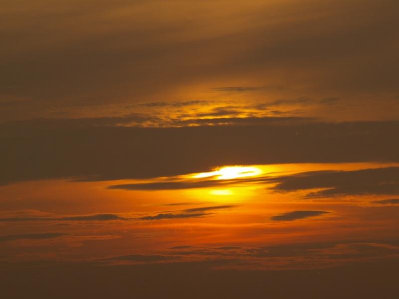 J'ai attrapé un coup de soleil... Pa073711