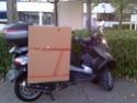 [Test] Porte tout latéral pour nos scooters 3 roues Charge12