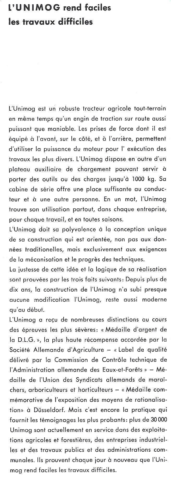 Pub et catalogues UNIMOG Pub_un20