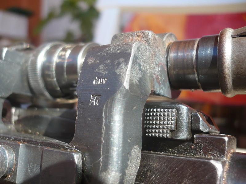Un Mauser... ENFIN!!!! P1020429