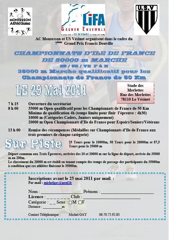 Le vesinet le 29 Mai sur piste 35000 - Page 2 Paris10