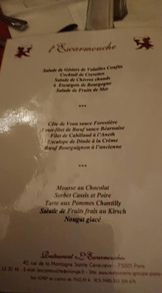 Voyage à Paris(75)le 29.09.18;avec le C.E Sonotri. 10010