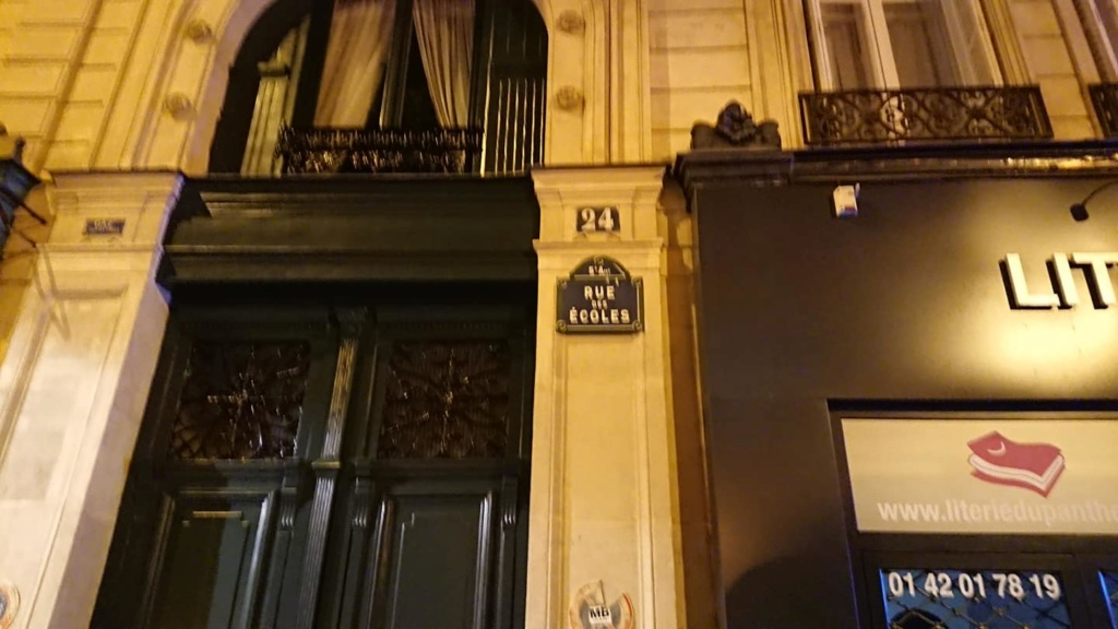 Voyage à Paris(75)le 29.09.18;avec le C.E Sonotri. 13010