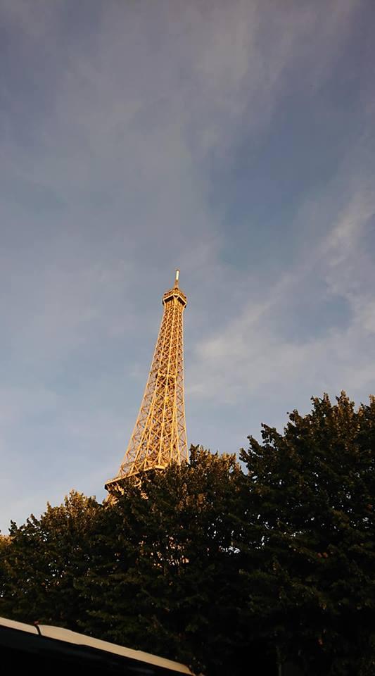 Voyage à Paris(75)le 29.09.18;avec le C.E Sonotri. 1910