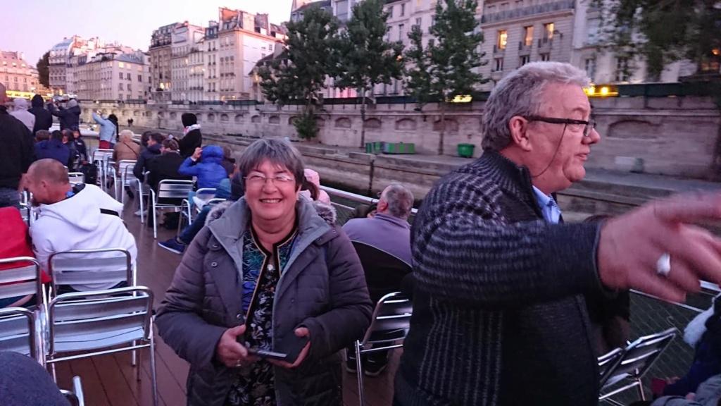 Voyage à Paris(75)le 29.09.18;avec le C.E Sonotri. 3010