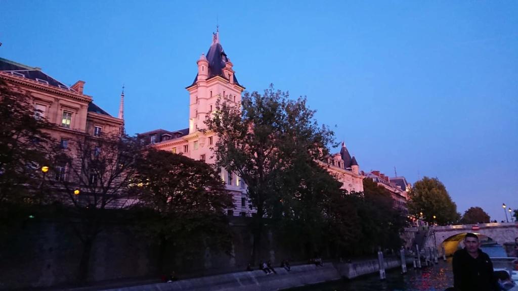 Voyage à Paris(75)le 29.09.18;avec le C.E Sonotri. 3210