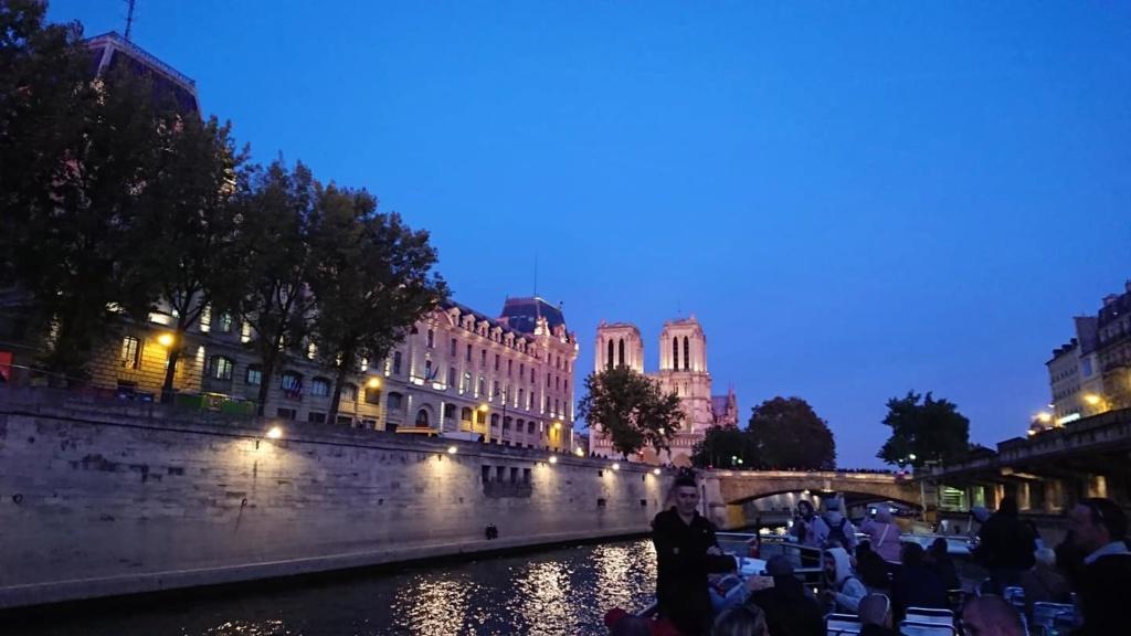 Voyage à Paris(75)le 29.09.18;avec le C.E Sonotri. 3510