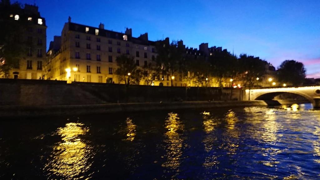 Voyage à Paris(75)le 29.09.18;avec le C.E Sonotri. 5010