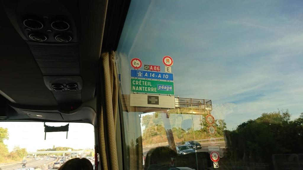Voyage à Paris(75)le 29.09.18;avec le C.E Sonotri. 610
