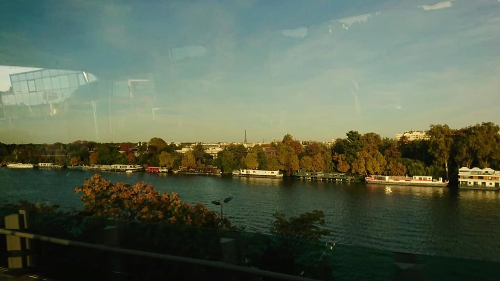 Voyage à Paris(75)le 29.09.18;avec le C.E Sonotri. 910