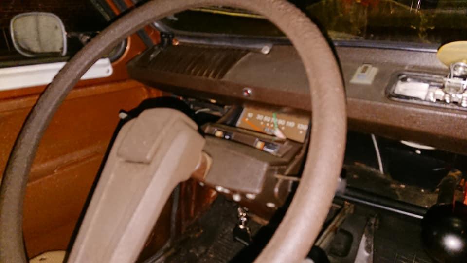 Balade en Dyane de 1973. D210