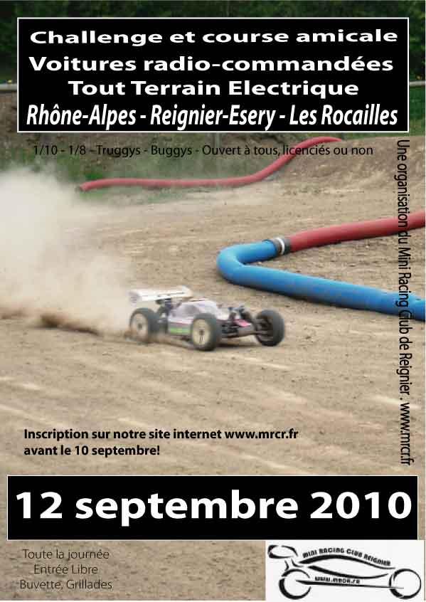 course 100% électrique à reignier le 12/09/2010 Affich10