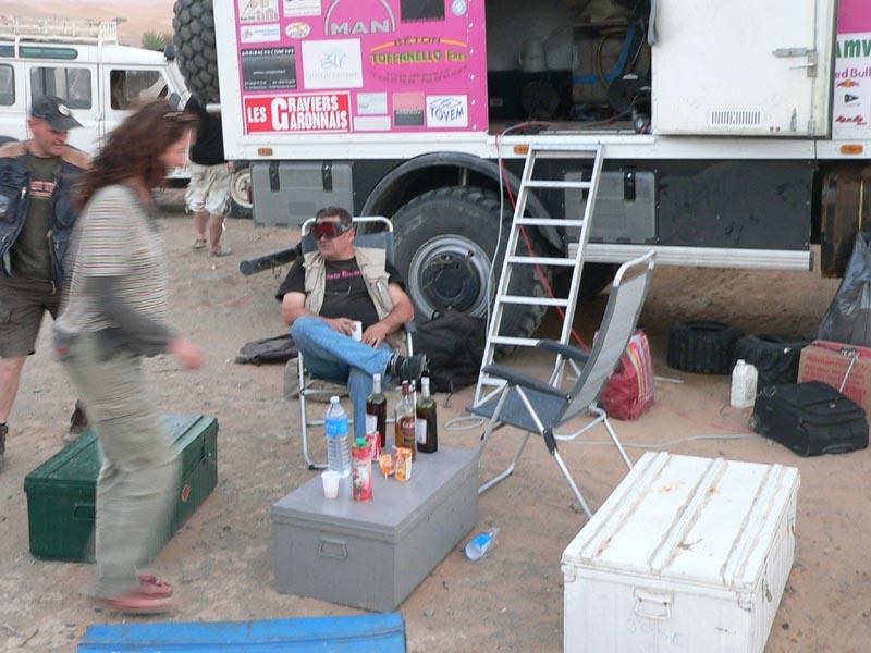 voici notre raid d'avril 2011 : pour quad .... P1220625