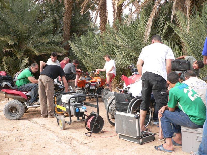 voici notre raid d'avril 2011 : pour quad .... P1220711