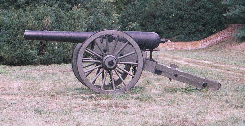 les armes de la guerre de secession Canon_13