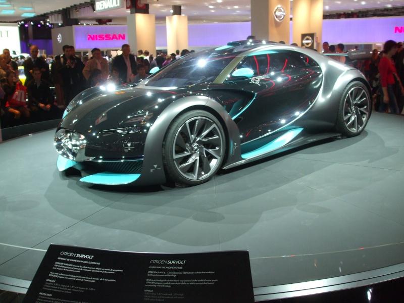 Salon de l'auto 2010 ( mondial de l'auto 2010 ) Dscf2210