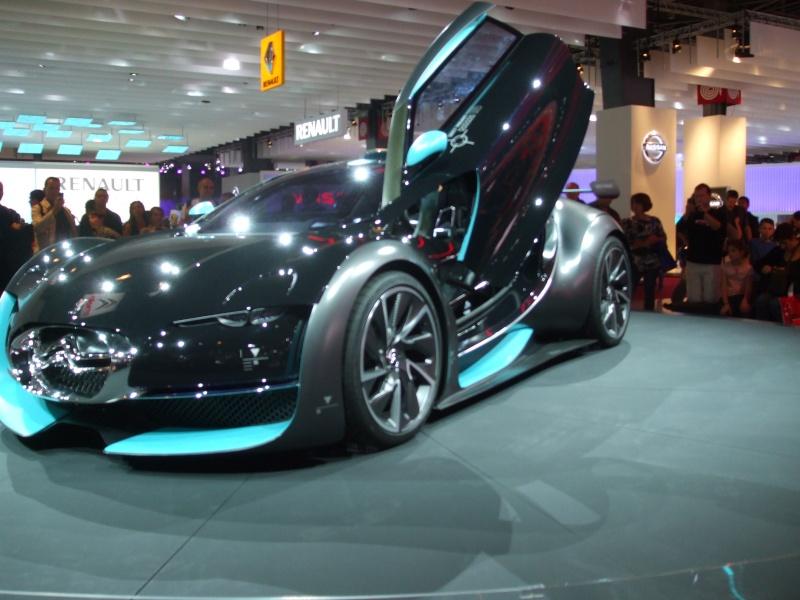 Salon de l'auto 2010 ( mondial de l'auto 2010 ) Dscf2211