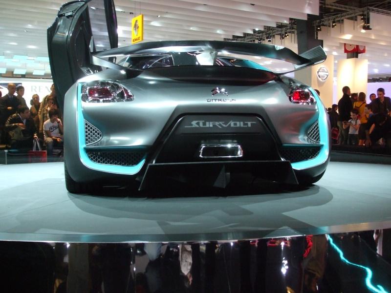 Salon de l'auto 2010 ( mondial de l'auto 2010 ) Dscf2212