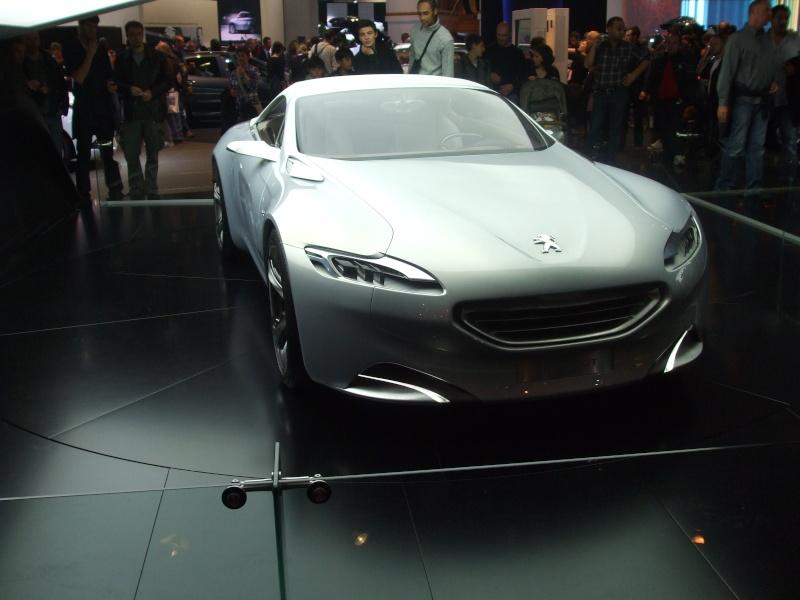 Salon de l'auto 2010 ( mondial de l'auto 2010 ) Dscf2218