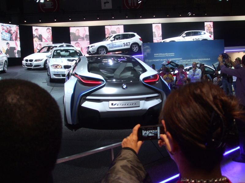 Salon de l'auto 2010 ( mondial de l'auto 2010 ) Dscf2219