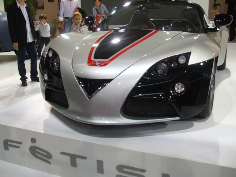 Salon de l'auto 2010 ( mondial de l'auto 2010 ) - Page 2 Dscf2230