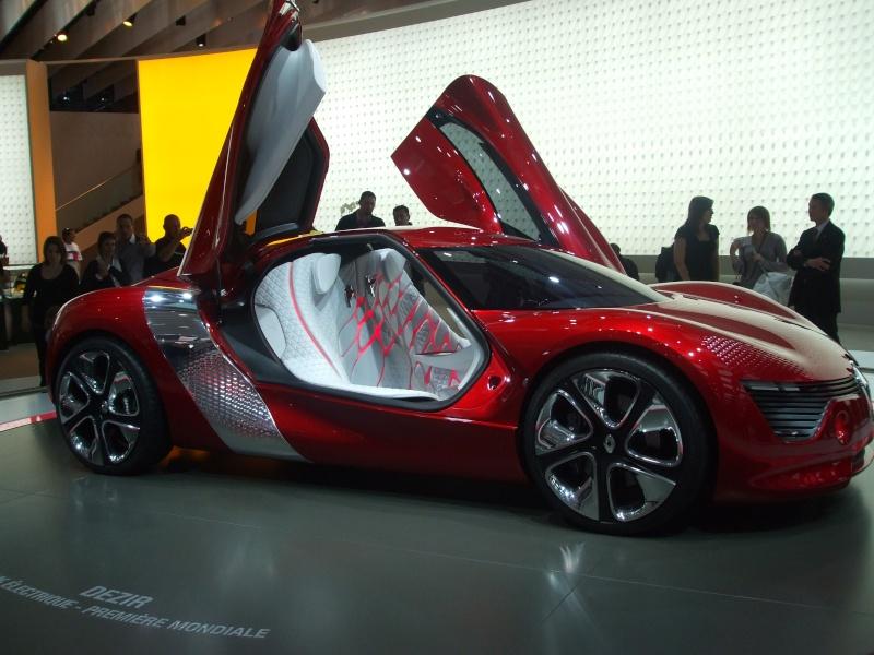 Salon de l'auto 2010 ( mondial de l'auto 2010 ) Dscf2310