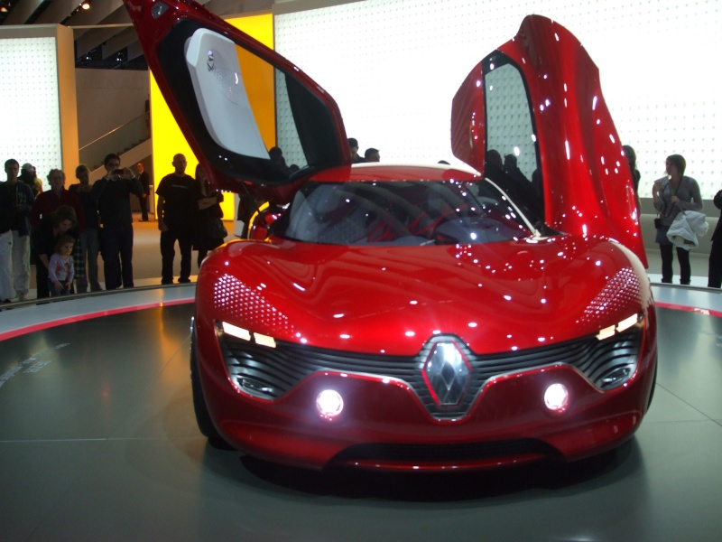 Salon de l'auto 2010 ( mondial de l'auto 2010 ) Dscf2311