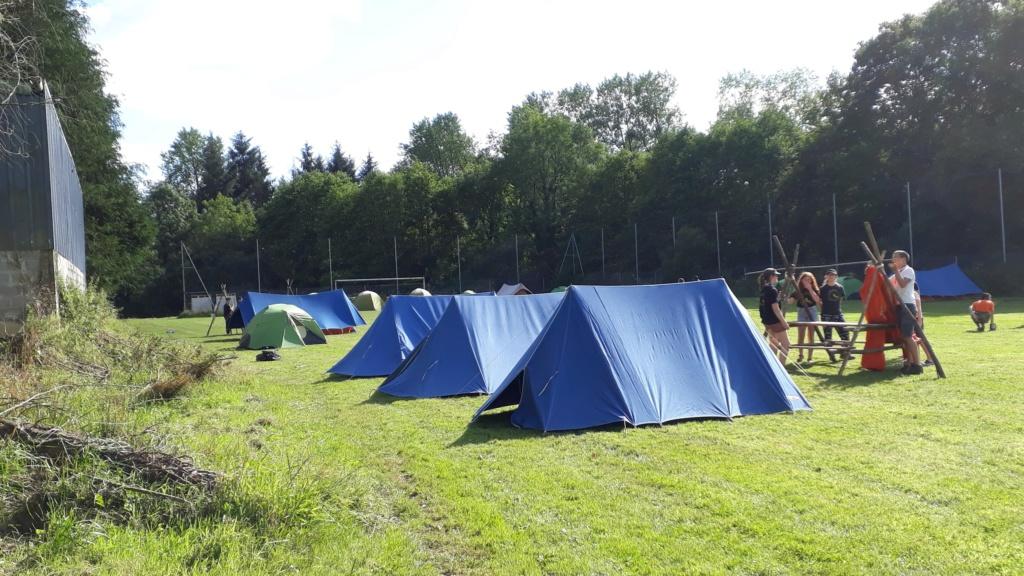 CAMP DE SCOUTISME A KERNAVAEL 20200711