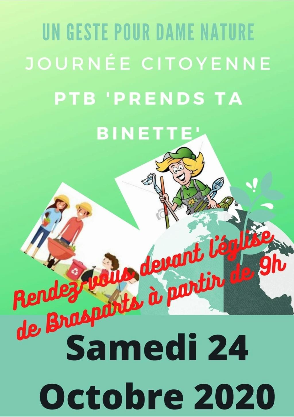 Journée PTB : Prends Ta Binette ! Affich12