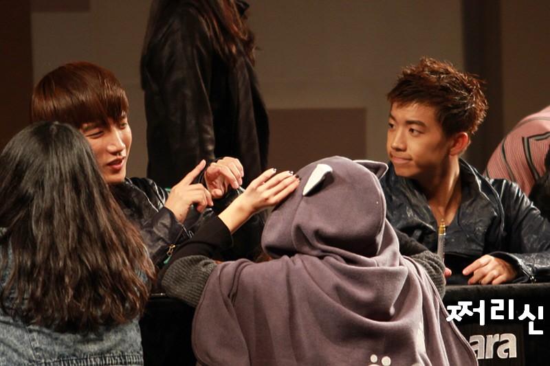 WooSu [Wooyoung x Junsu] 410