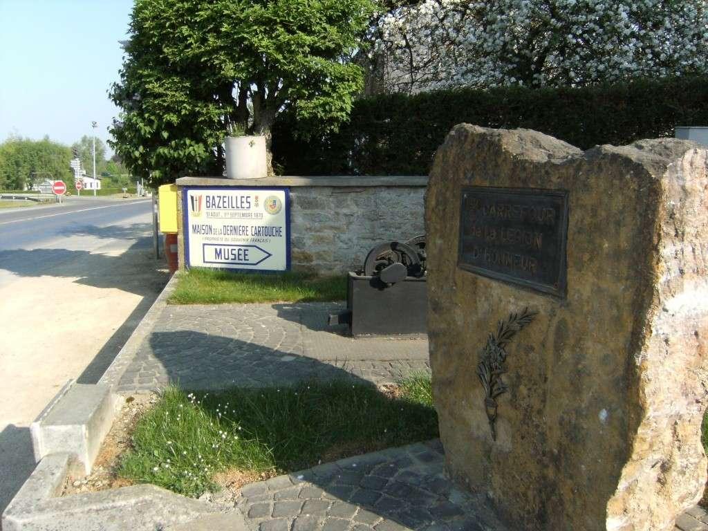 Ardennes: Maison de la Dernière Cartouche à Bazeilles Bazeil10