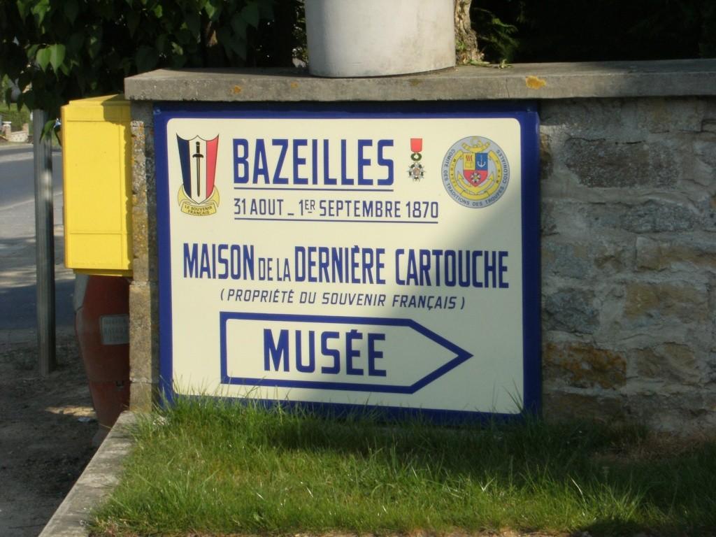 Ardennes: Maison de la Dernière Cartouche à Bazeilles Bazeil11